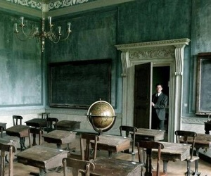antique, medieval, and teacher image