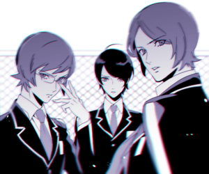 persona, video game, and smt image