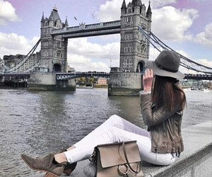 ankle boots, city, and fashion image