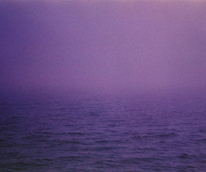 dark, fog, and purple image