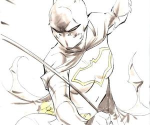 DC, damian wayne, and robin image