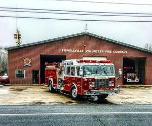 emergency, volunteer, and fire department image
