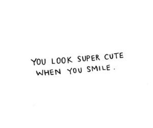 smile, love, and cute smile image