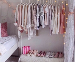 style, clothes, and pink image