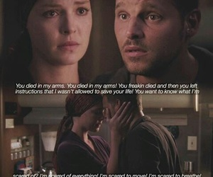 Greys, greys anatomy, and quotes image
