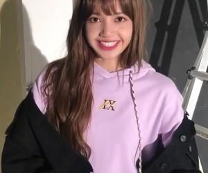 lisa, blackpink, and girl image