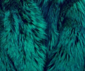 green, fur, and aesthetic image