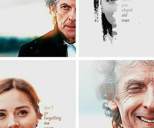 clara, memories, and doctorwho image