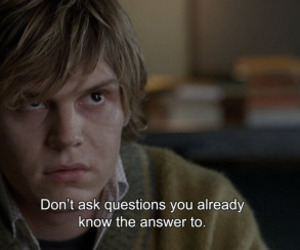 ahs, quotes, and american horror story image