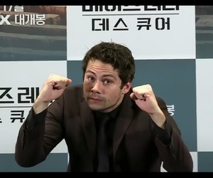 korea, thomas, and dylan o'brien image
