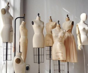 fashion, aesthetic, and mannequin image