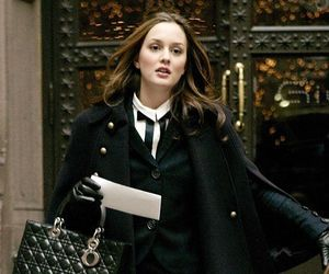 gossip girl, leighton meester, and outfit image