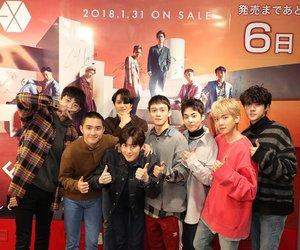 exo, Chen, and kai image