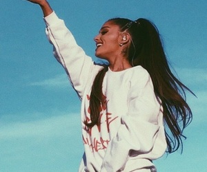 ariana grande, one love manchester, and ariana image