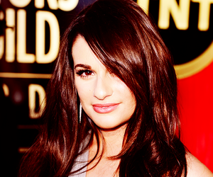 candid, event, and lea michele image