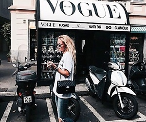 fashion, vogue, and style image