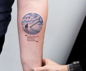 tattoo and the truman show image
