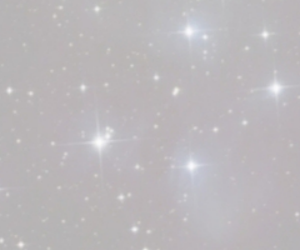 stars, aesthetic, and white image