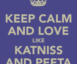 keep calm and hunger games image