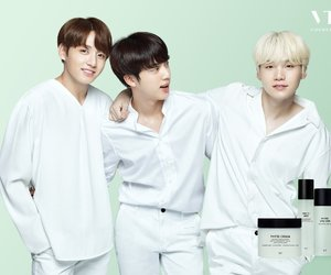 jin, jungkook, and suga image