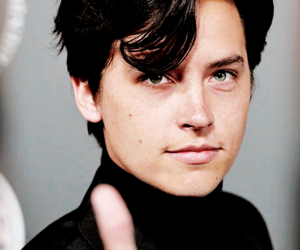 cole sprouse and colesprouse image