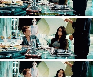 hunger games, katniss, and catching fire image