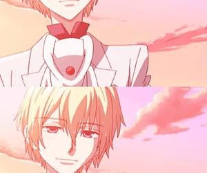 ouran, anime boy, and smile image