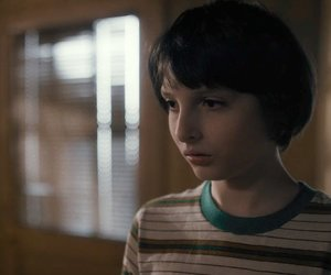 mike and stranger things image