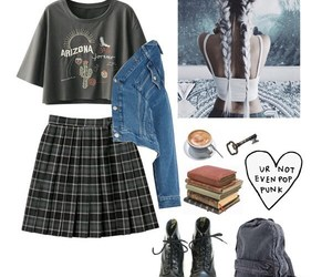 alternative, clothes, and fashion image