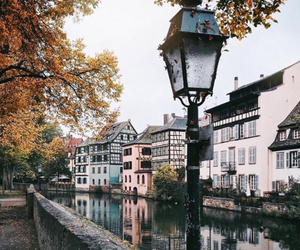 architecture, europe, and river image