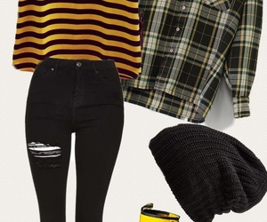 alternative, beanie, and black jeans image