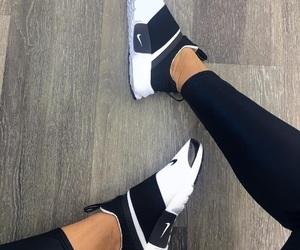 nike, air presto, and sneakers image