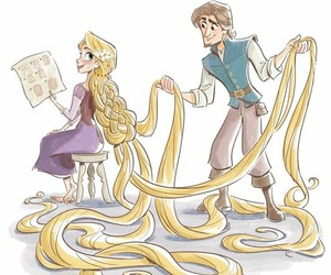 disney and tangled the series image