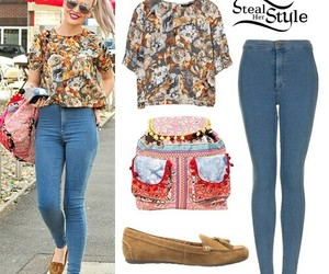 crazy, outfit, and summer image