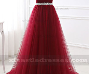 beaded prom dresses, a line prom dresses, and sweetheart prom dresses image