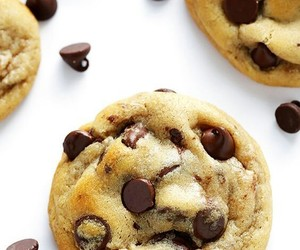 chocolate, Cookies, and instagood image