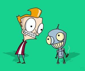 Bender, fry, and futurama image