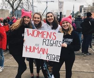 equality, female, and feminism image