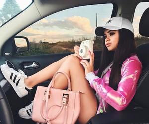 adidas, girly, and baddie image
