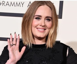 Adele, celebrities, and famous image
