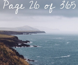 girl, 365 days, and mountain image