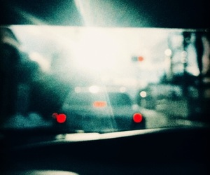 car, film, and light image