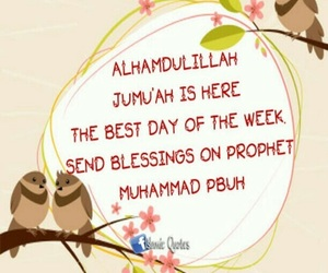 blessing, charity, and islam image
