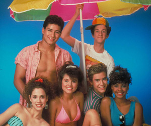 saved by the bell and 80s image