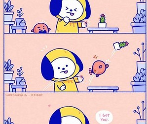 bts, bt21, and army image
