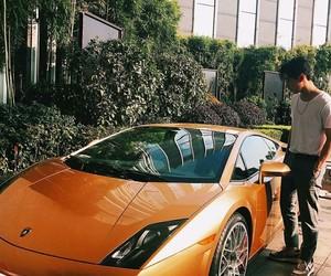actor, Lamborghini, and SM image