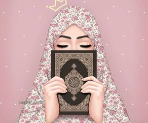 islamic, jumma, and girly image