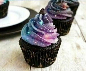 chocolate, cupcakes, and delicious image