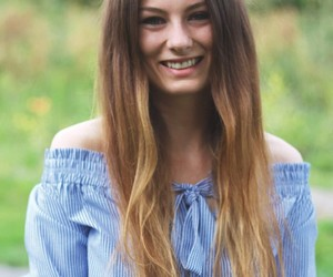 beauty, hair, and blogger image