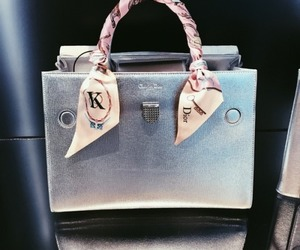 bags, beautiful, and outfit image